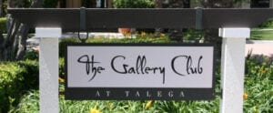 GalleryClubSign
